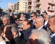 """Berlusconi annuncia: mi candido alle elezioni europee. """"M5s come comunisti nel '94 ma incompetenti"""""""