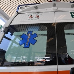 Ambulanza (Ansa)