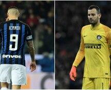 Mauro Icardi non è più il capitano dell'Inter. La società nerazzurra affida la fascia a Handanovic