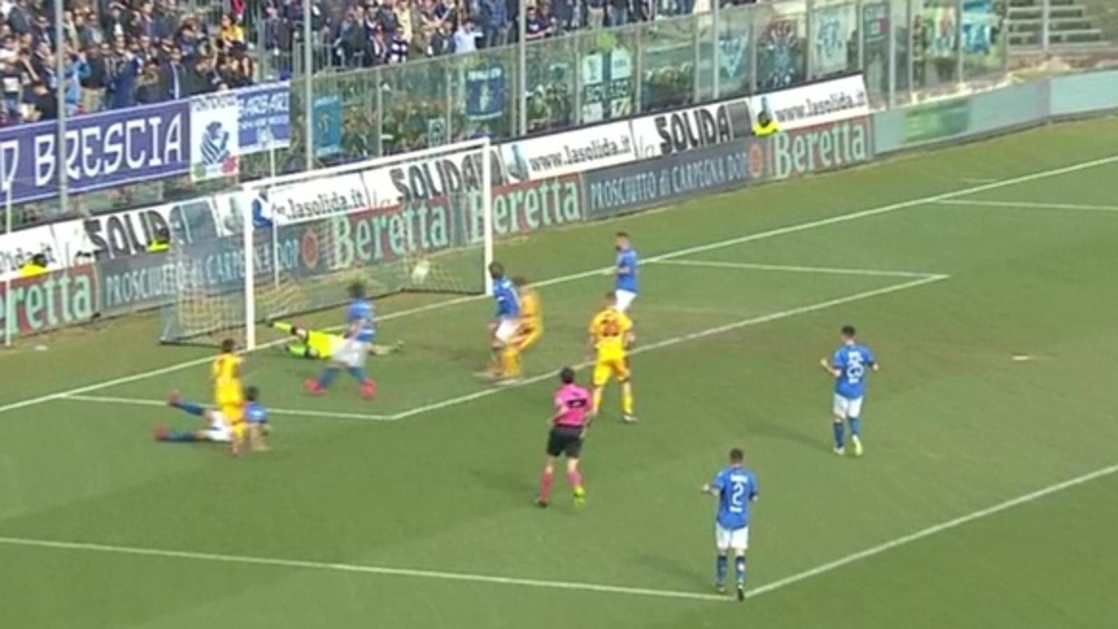 Calcio Serie B - Colpaccio del Cittadella a Brescia - Sport - TGR Veneto