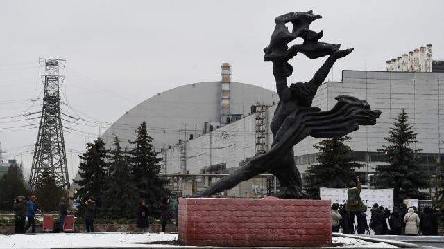 33 anni fa il disastro di Chernobyl. La centrale nucleare oggi e ...