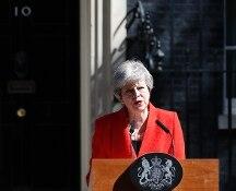Theresa May, da nuova 'Lady di ferro' alle dimissioni per Brexit
