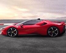 Ecco la SF90, la Ferrari più potente di sempre: ha 1000 cavalli ed è la prima ibrida del Cavallino