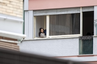 """Casal Bruciato. Papa: """"Soffro per notizie contro rom e sinti"""". Conte: """"Legge va applicata"""" – Rai News"""