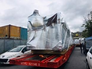 Genova, attracca cargo saudita con un carico di armi – Rai News