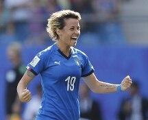 Calcio: mondiali femminili, Italia-Cina 2-0 e azzurre ai quarti