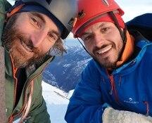 """Francesco Cassardo in salvo con slitta ed elicottero: """"miracolo"""" in Pakistan per alpinista italiano"""