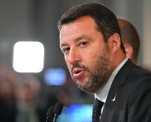 Trieste, malore per Salvini. Già dimesso dopo accertamenti