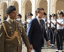Crisi, Mattarella dà incarico a Conte che accetta con riserva