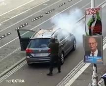 """Assalto a sinagoga di Halle, in Germania. L'uomo ha filmato attacco: """"Colpa di tutto è degli ebrei"""""""