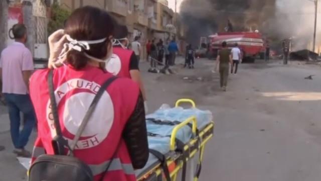Rojava. Fine dell'esperimento democratico e femminista nella Siria del nord – Video – Rai News