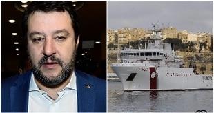 Nave Gregoretti, rinvio voto autorizzazione a procedere, Salvini:
