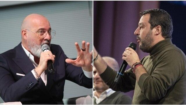 Regionali, sfida a distanza tra Salvini e Bonaccini in Emilia-Romagna - Rai News