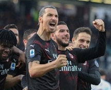 Il Milan risorge a Cagliari: 2-0 rossonero firmato Leão e Ibrahimovic