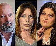 In testa Bonaccini in Emilia con il 50,9%. Santelli in Calabria con il 52,9%