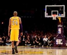 Kobe Bryant, tutti i numeri di una carriera leggendaria