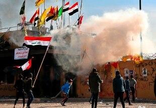 Iraq, le truppe straniere si riposizionano. Trump: