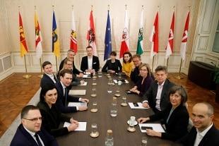 Austria, storico accordo per nuovo governo tra Popolari e Verdi - Rai News