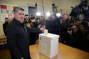 Ballottaggio Croazia, Milanović è il nuovo presidente - Rai News