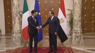 Libia, Conte: