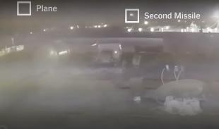 Il boeing ucraino abbattuto da due missili iraniani: un nuovo video mostra il duplice impatto - Rai News