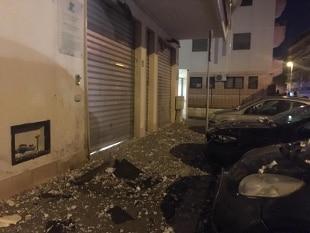 Bomba in un centro anziani di Foggia, salva donna pulizie. Struttura già obiettivo di attentati - Rai News