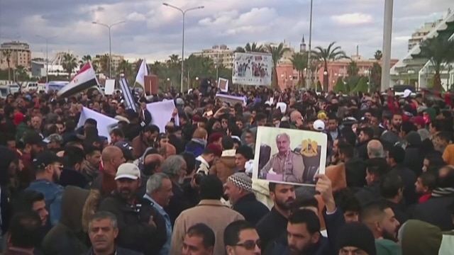 Libia, Haftar lancia la 'chiamata alle armi' contro la Turchia - Rai News