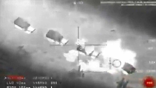 Ecco come è morto Qassem Soleimani: il video del blitz ripreso dal drone americano - Rai News