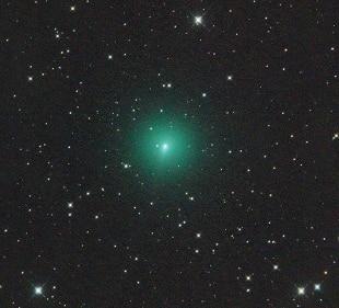 Arriva la cometa Atlas: presto potrebbe essere visibile a occhio nudo