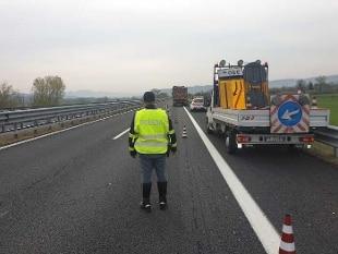 Incidente in A1, quattro morti e otto feriti in provincia di Arezzo