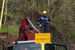 Incidente lavoro muore operaio cantiere gasdotto Salento