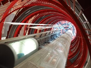 In Italia il primo ascensore a levitazione magnetica del mondo