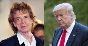 """Usa. Rolling Stones minacciano causa a Trump: """"Basta usare nostra musica"""""""