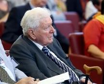 L'omaggio del Senato a Sergio Zavoli