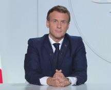 """Francia, Macron: """"Da venerdì lockdown in tutto il Paese, fino al 1° dicembre"""""""