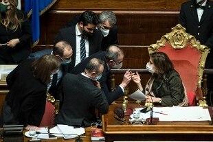 Gobierno Conte obtiene voto de confianza también en el Senado