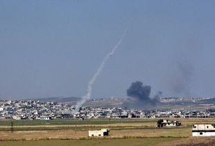 Siria: razzo stermina una famiglia intera - Rai News