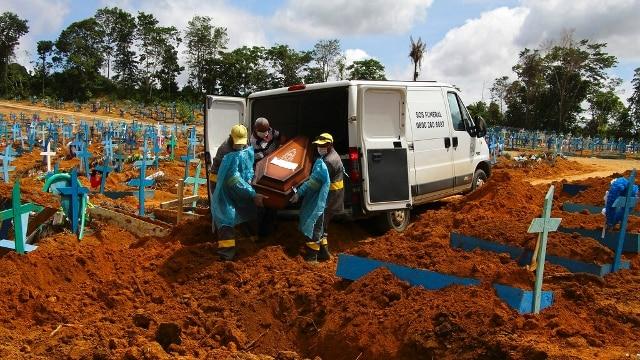 Coronavirus. La variante brasiliana fa paura, ospedali di Manaus al  collasso - Photogallery - Rai News
