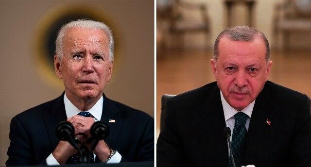 """Turchia, Biden a Erdogan: """"Vogliamo relazioni costruttive per gestire  disaccordi"""" - Rai News"""