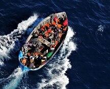 Altri 21 sbarchi di migranti a Lampedusa in 24 ore...