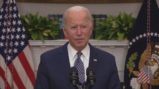 """Biden conferma la scadenza del 31 agosto: """"Più a lungo rimaniamo, più aumentano rischi"""""""